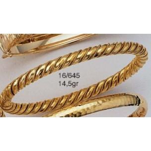 ΧΡΥΣΟ ΒΡΑΧΙΟΛΙ 16-645 - Κοσμήματα Ρεΐσης Κάλυμνος - Reisis Fine Jewerly 28f939fe0f5